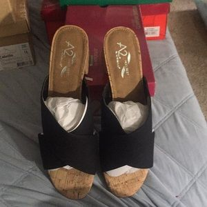 New sandals!! Size 12, never worn